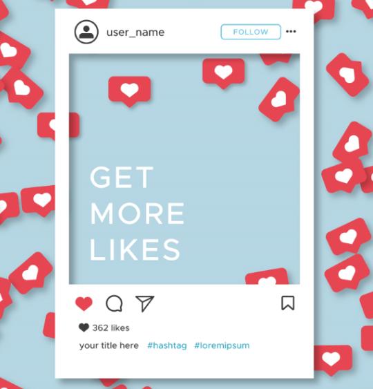 Instagram famous