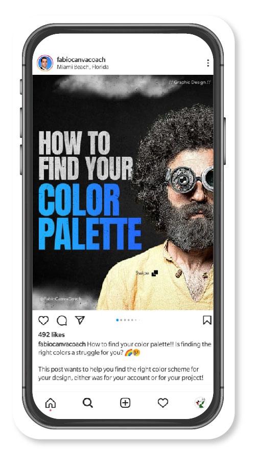 Carousel for Instagram Marketing