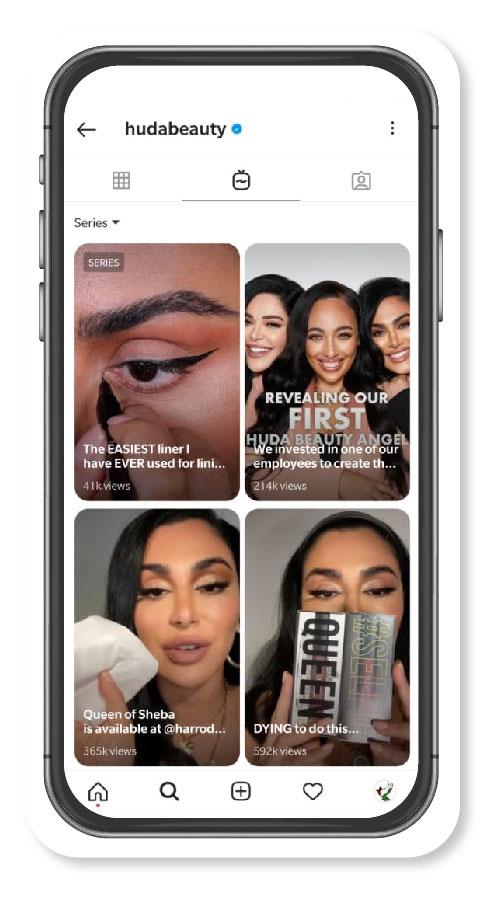 IGTV tutorials for Instagram Marketing