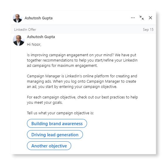 LinkedIn InMail Ads_LinkedIn ads vs Facebook ads