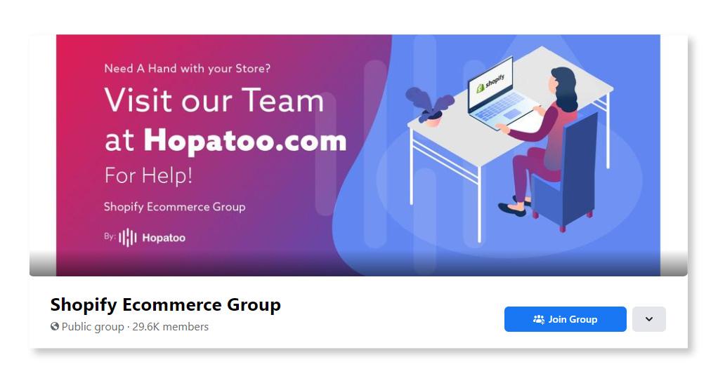 Shopify eCommerce Group