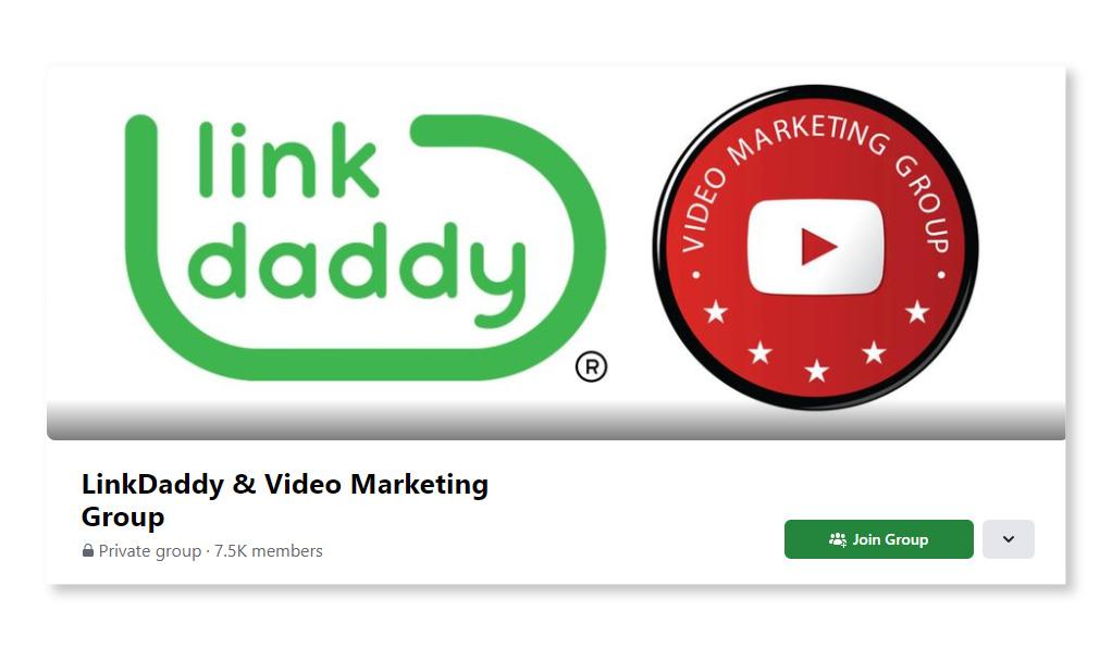 LinkDaddy & Video Marketing Group_Largest Facebook Groups