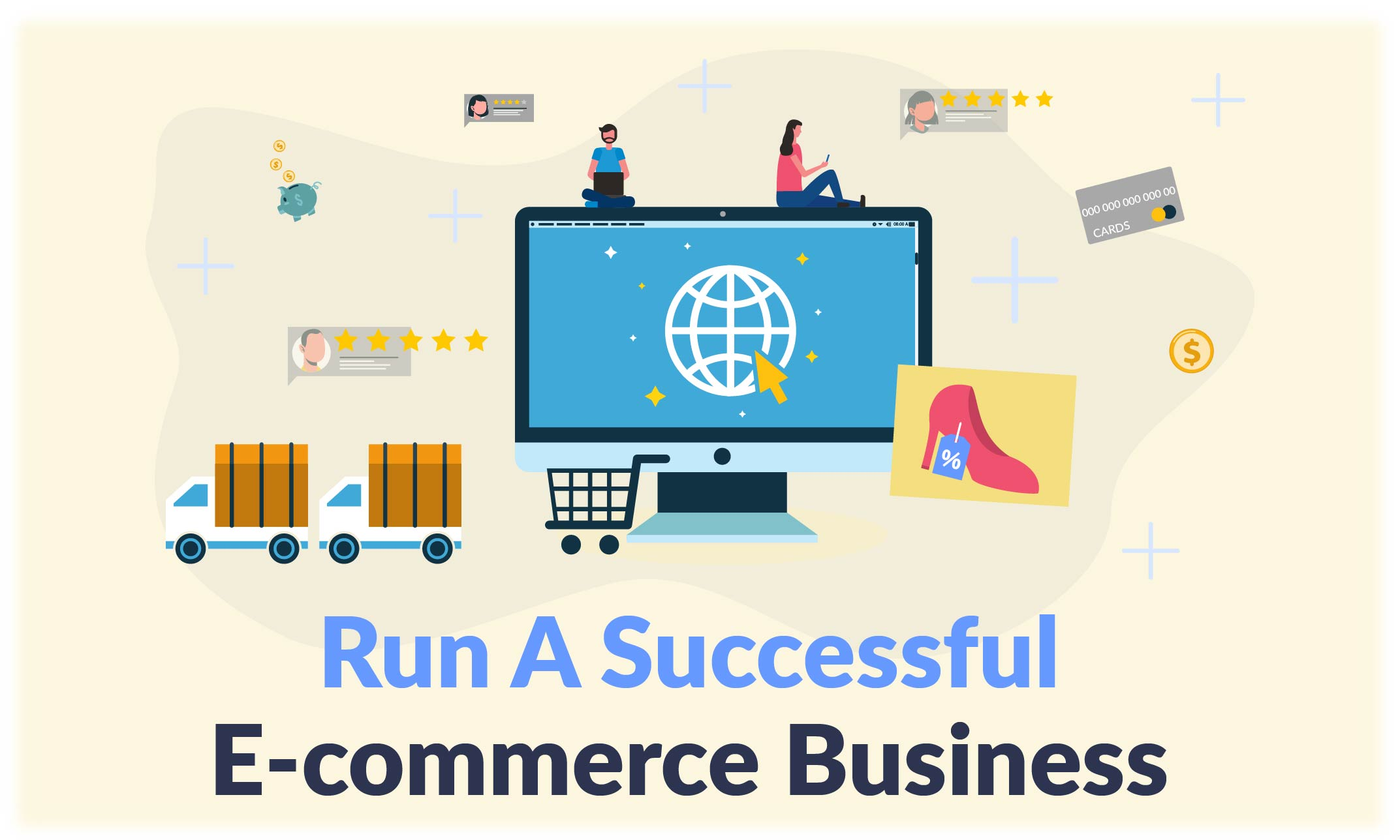 5 Things You Need to Run a Successful Ecommerce Business